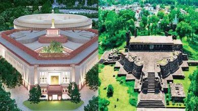 Photo of गौरवशाली विजय मंदिर के तरह होगा नया संसद भवन