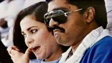 Photo of 1985 मे आयी फिल्म राम तेरी गंगा मैली कि मशहूर अभिनेत्री मंदाकिनी और अंडरवर्ल्ड डॉन दाऊद का अफेयर